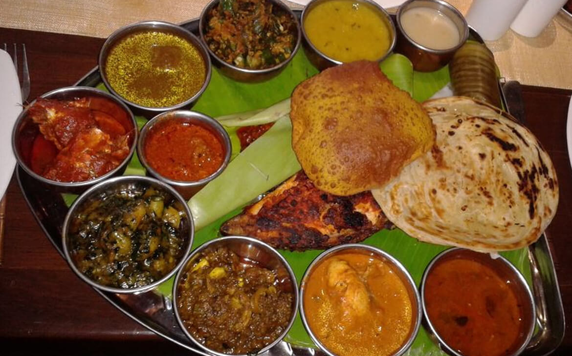 To Taste India  - Five flavors, one nation