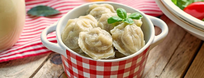 Flavoured Dumplings!