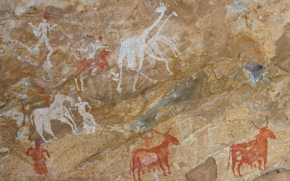 Stories In Stone:Rock Art Across The World!